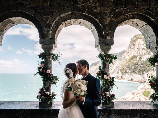 Il matrimonio di Andrea e Liliana a Portovenere, La Spezia 40