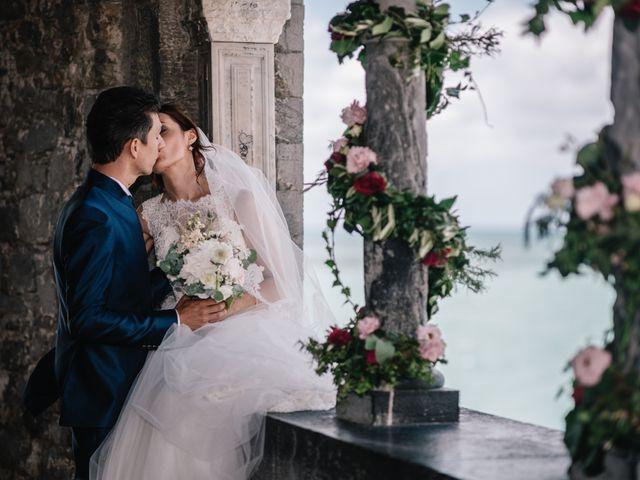 Il matrimonio di Andrea e Liliana a Portovenere, La Spezia 41