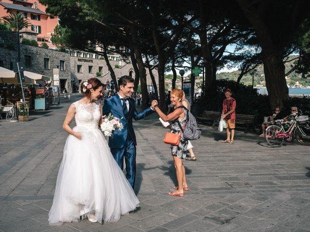 Il matrimonio di Andrea e Liliana a Portovenere, La Spezia 50