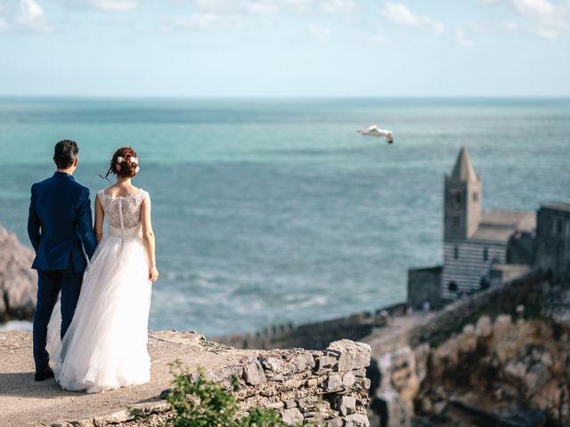 Il matrimonio di Andrea e Liliana a Portovenere, La Spezia 53