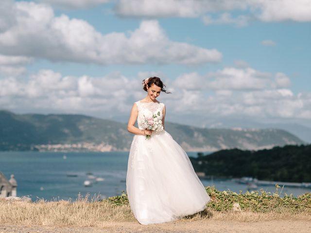 Il matrimonio di Andrea e Liliana a Portovenere, La Spezia 55