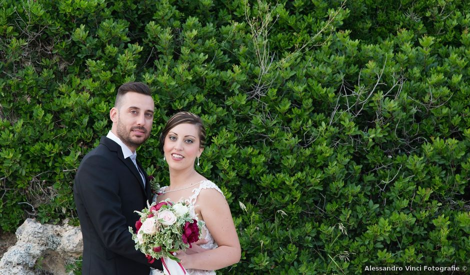 Il matrimonio di Alessandro e Emanuela a Spilinga, Vibo Valentia