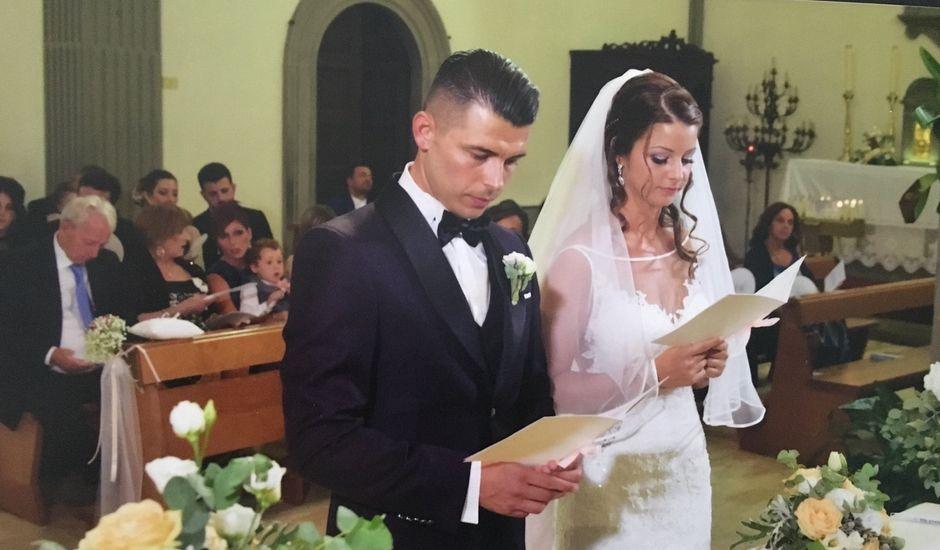 Il matrimonio di Andrea e Paola a Firenze, Firenze