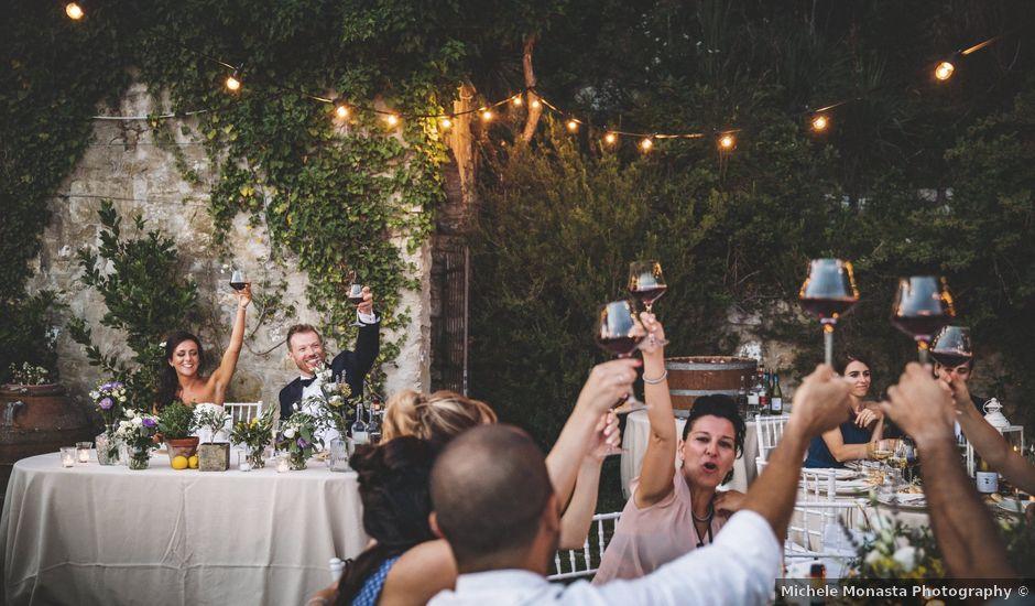 Il matrimonio di Matteo e Gaia a Firenze, Firenze