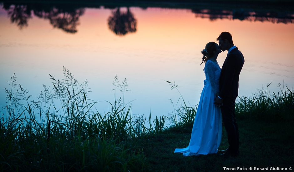 Il matrimonio di Saimir e Anna a Salvirola, Cremona