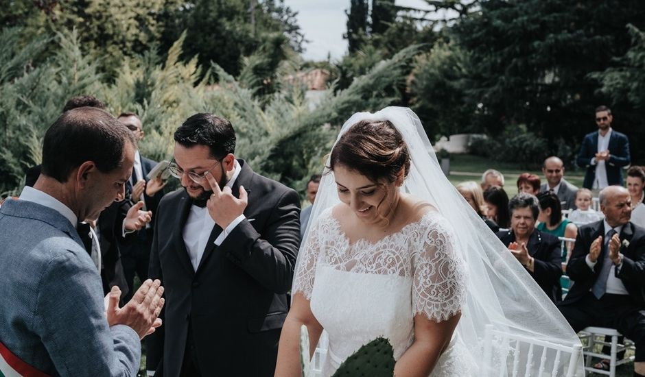 Il matrimonio di Cecilia e Luigi a Terlizzi, Bari