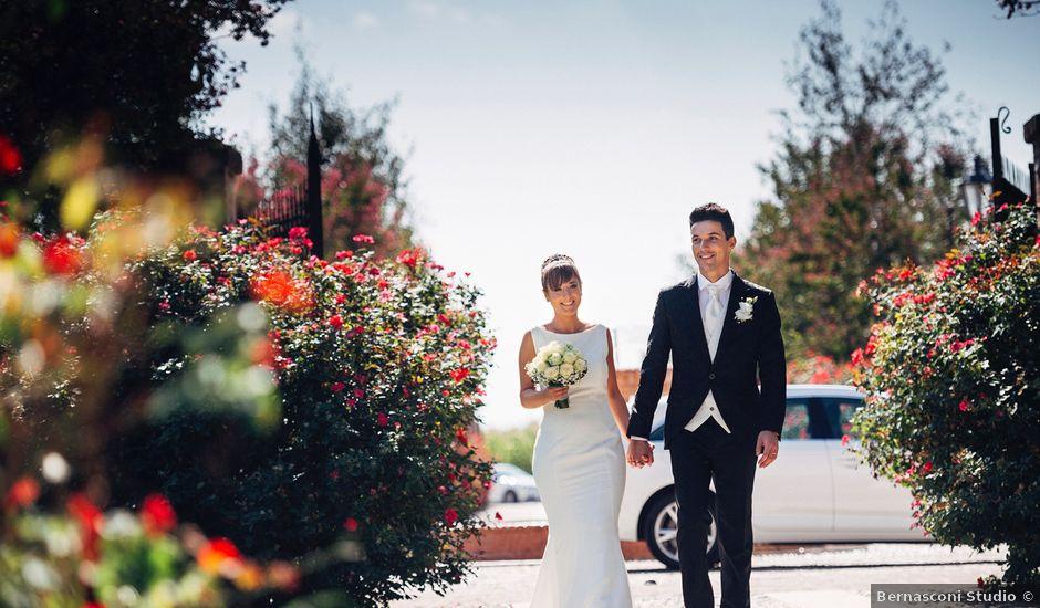 Il matrimonio di Nicola e Cristina a Prevalle, Brescia