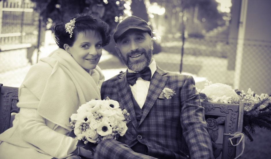 Il matrimonio di Marco e Diana a Nogara, Verona