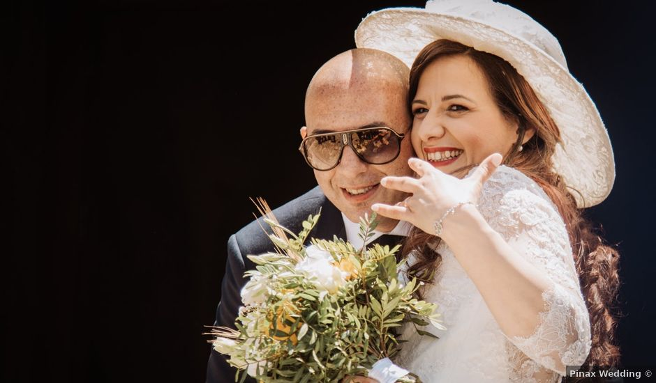 Il matrimonio di Calogero e Vanessa a Ribera, Agrigento