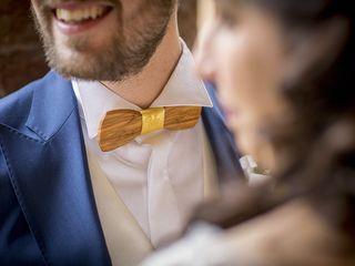 Le nozze di Giovanna Andrea e Vittorio