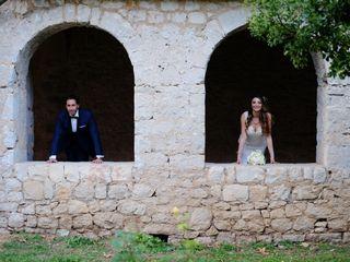 Le nozze di Raffaella e Fabrizio