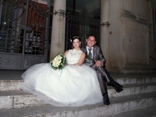 Le nozze di Grazia e Andrea