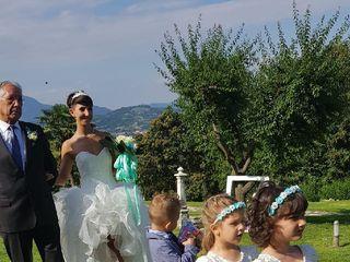 Le nozze di Fannj e Dario 2