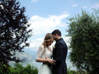 Le nozze di MeryBeth e Fabio