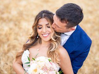 Le nozze di Karen e Giorgio