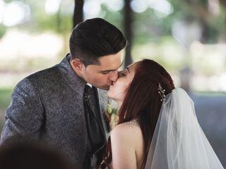 Le nozze di Sharon e Daniele
