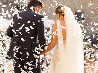 le nozze di Sara e Marco 1
