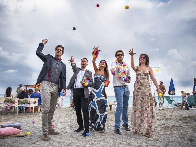 Il matrimonio di Francesco e Manuela a Finale Ligure, Savona 19