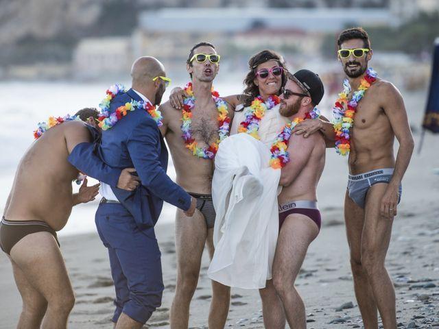 Il matrimonio di Francesco e Manuela a Finale Ligure, Savona 40