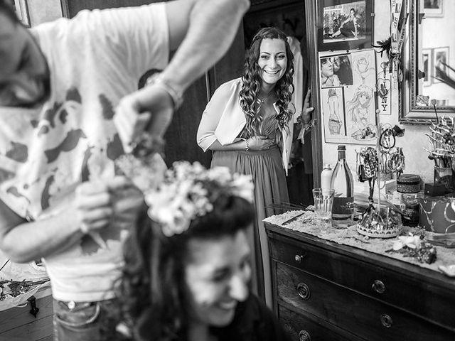 Il matrimonio di Vittorio e Giovanna Andrea a Busseto, Parma 13