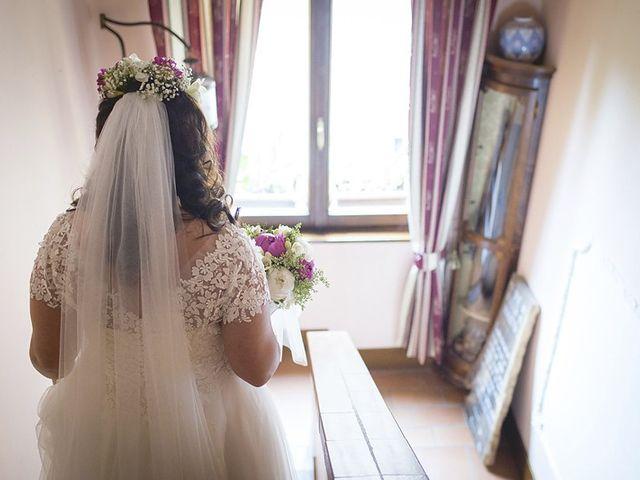 Il matrimonio di Vittorio e Giovanna Andrea a Busseto, Parma 33