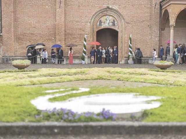 Il matrimonio di Vittorio e Giovanna Andrea a Busseto, Parma 37