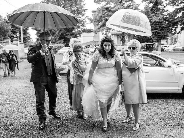 Il matrimonio di Vittorio e Giovanna Andrea a Busseto, Parma 39