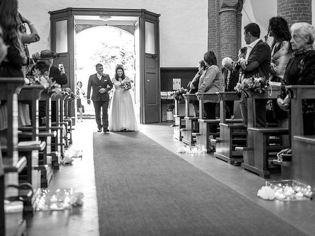 Il matrimonio di Vittorio e Giovanna Andrea a Busseto, Parma 40
