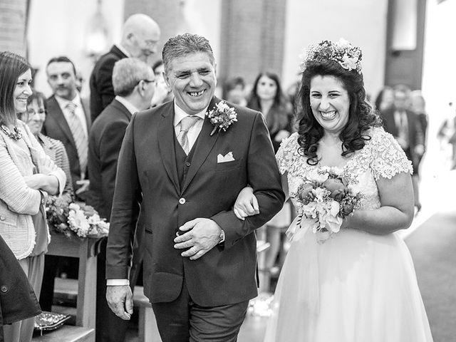 Il matrimonio di Vittorio e Giovanna Andrea a Busseto, Parma 41