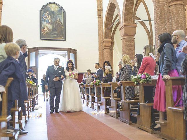 Il matrimonio di Vittorio e Giovanna Andrea a Busseto, Parma 42