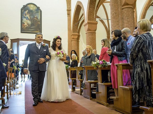 Il matrimonio di Vittorio e Giovanna Andrea a Busseto, Parma 43