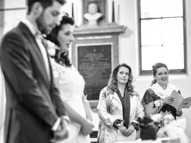 Il matrimonio di Vittorio e Giovanna Andrea a Busseto, Parma 45