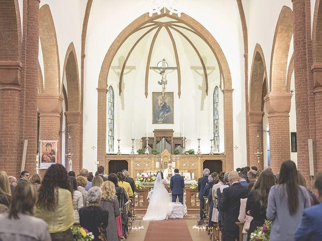Il matrimonio di Vittorio e Giovanna Andrea a Busseto, Parma 48