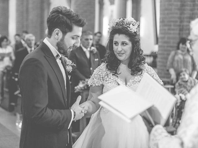 Il matrimonio di Vittorio e Giovanna Andrea a Busseto, Parma 52