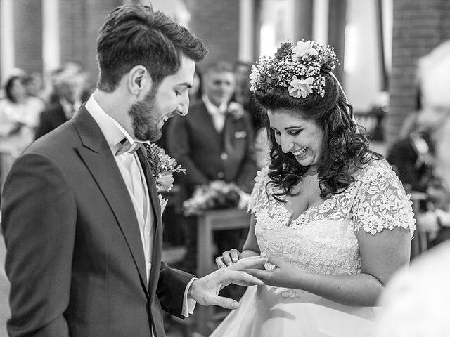 Il matrimonio di Vittorio e Giovanna Andrea a Busseto, Parma 57