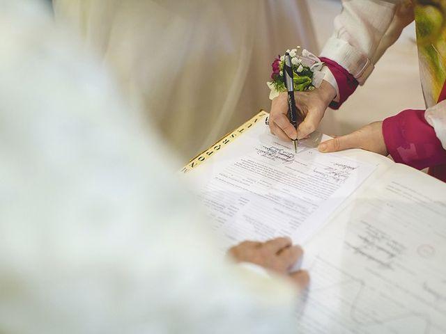 Il matrimonio di Vittorio e Giovanna Andrea a Busseto, Parma 67