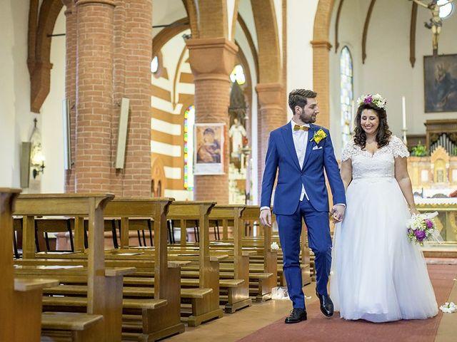 Il matrimonio di Vittorio e Giovanna Andrea a Busseto, Parma 70