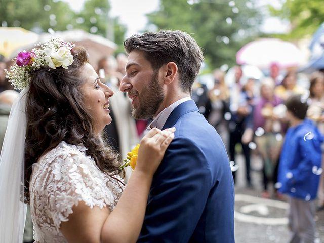 Il matrimonio di Vittorio e Giovanna Andrea a Busseto, Parma 71