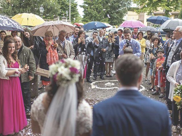 Il matrimonio di Vittorio e Giovanna Andrea a Busseto, Parma 76