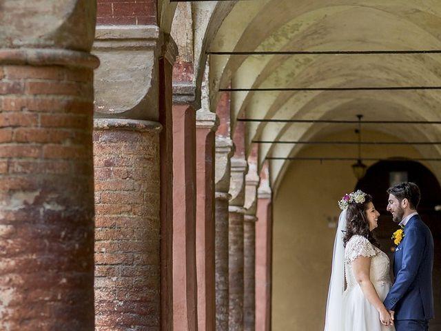 Il matrimonio di Vittorio e Giovanna Andrea a Busseto, Parma 79