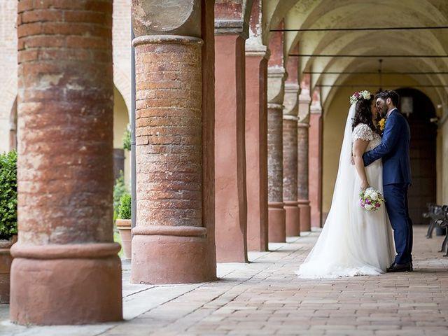 Il matrimonio di Vittorio e Giovanna Andrea a Busseto, Parma 80