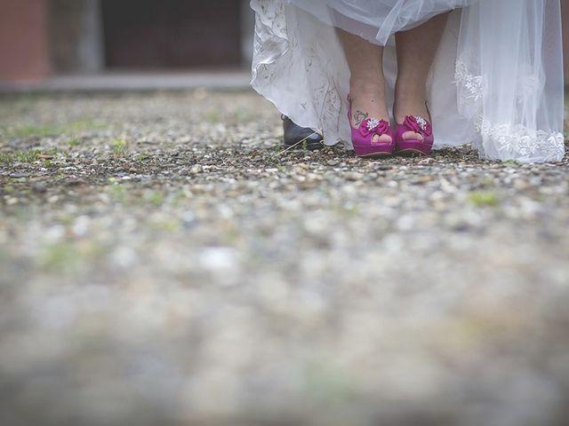 Il matrimonio di Vittorio e Giovanna Andrea a Busseto, Parma 83