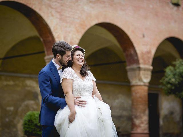 Il matrimonio di Vittorio e Giovanna Andrea a Busseto, Parma 85
