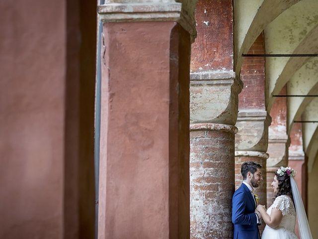 Il matrimonio di Vittorio e Giovanna Andrea a Busseto, Parma 87