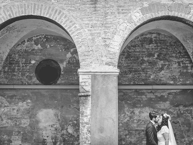 Il matrimonio di Vittorio e Giovanna Andrea a Busseto, Parma 90