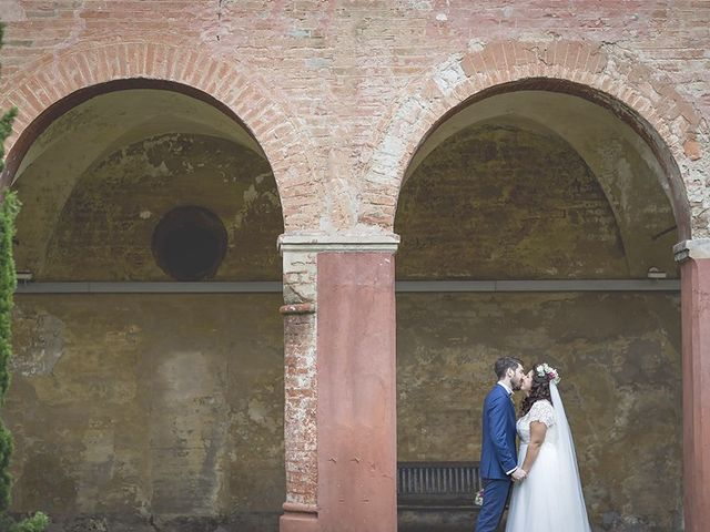 Il matrimonio di Vittorio e Giovanna Andrea a Busseto, Parma 92