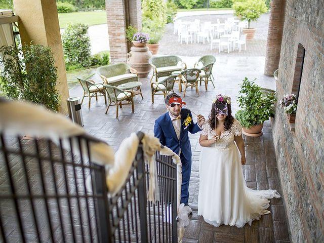 Il matrimonio di Vittorio e Giovanna Andrea a Busseto, Parma 99