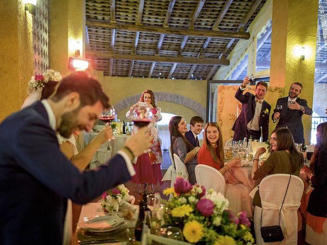 Il matrimonio di Vittorio e Giovanna Andrea a Busseto, Parma 101