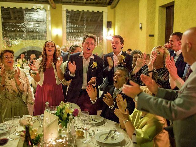 Il matrimonio di Vittorio e Giovanna Andrea a Busseto, Parma 110