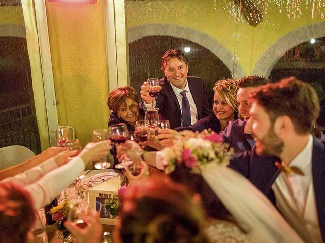 Il matrimonio di Vittorio e Giovanna Andrea a Busseto, Parma 112
